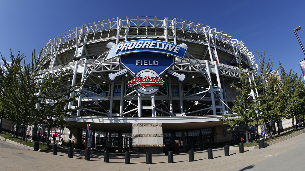 Indians unveil Progressive Field upgrades