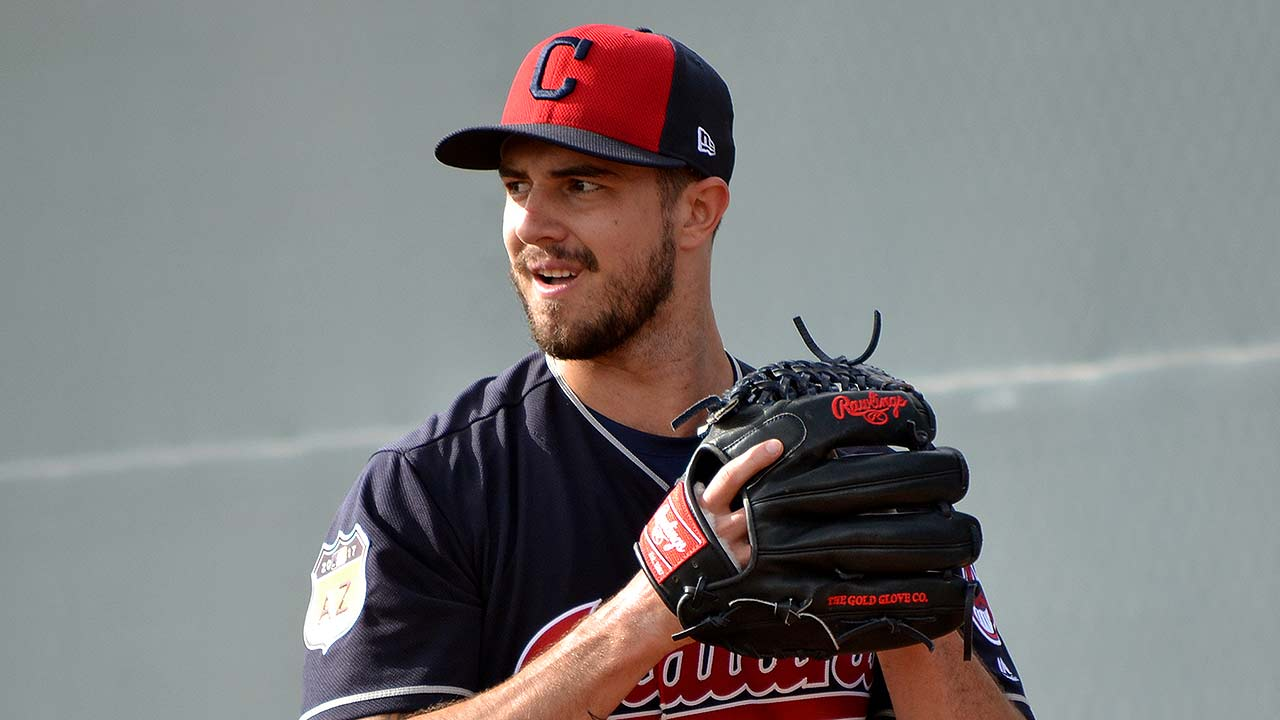 Merritt gets ball first in early Indians spring rotation