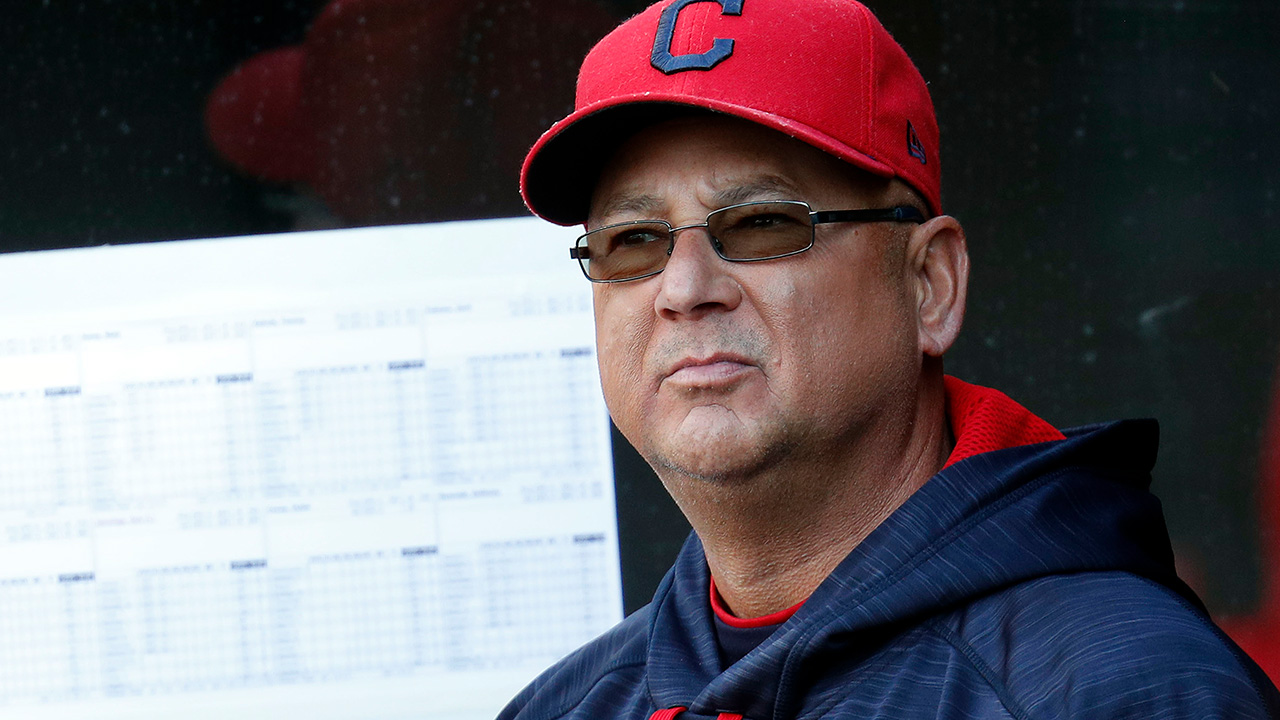 Francona returns after minor health scare